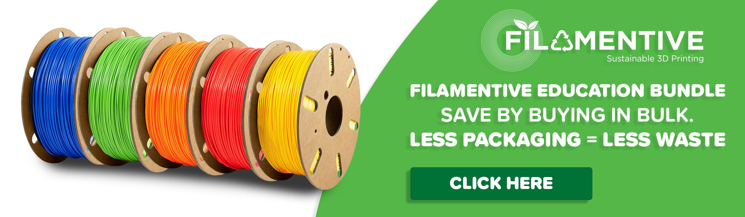 3D Printer Filamentive Filaments